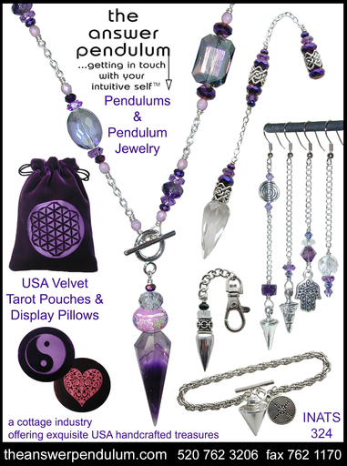 pendulums, The Answer Pendulum Home